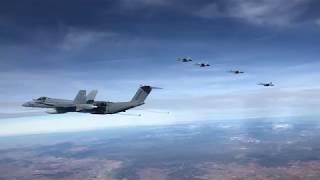 Download Certificación de reabastecimiento en vuelo del A400M Video
