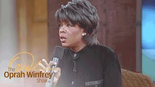 Download Oprah's Amazing Response in Support of Gay Rights | The Oprah Winfrey Show | Oprah Winfrey Network Video