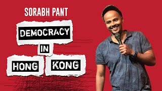 Download Democracy in Hong Kong: Standup Comedy by Sorabh Pant Video