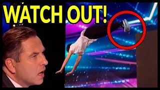 Download Top 7 NEVER SEEN Judges ″JAW DROPS like NEVER BEFORE″ SHOCKING Acts on Britain's Got Talent! Video