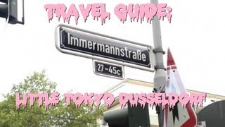 Download Travel: Little Tokyo Dusseldorf Video