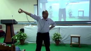 Download Lecture by Dr. H.C.Verma on Rotational Dynamics Part 1/2 Video