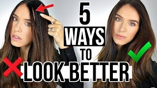 Download 5 Ways To INSTANTLY LOOK BETTER Than Yesterday! Video