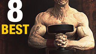Download 8 Best Dumbbell Exercises Ever (HIT EVERY MUSCLE!) Video