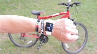 Download Biking with the Apple Watch Video
