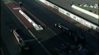 Download Huge Drag racing crash - Tony Schumacher Video