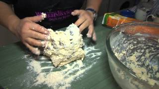 Download Annabelle White's perfect scone recipe | Now To Love Video