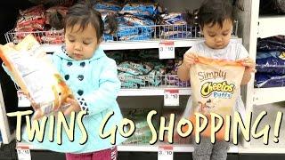 Download TWINS GO SHOPPING! - October 26, 2016 - ItsJudysLife Vlogs Video
