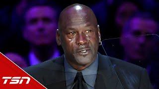 Download Michael Jordan remembers Kobe Bryant in beautiful tribute Video