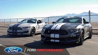 Download ″That Dude In Blue″ Takes on Track Attack | Shelby GT350 | Ford Performance Video