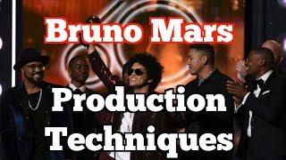 Download Bruno Mars: Production Techniques Video