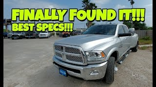 Download Towing Beast! Best 2018 RAM for heavy towing! GET IT! PART 2 Video