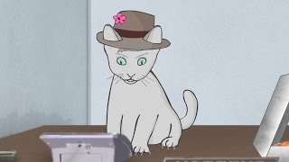 Download Detective Mittens: The Crime Solving Cat (HD Re-upload) Video