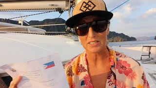 Download How To CROSS BORDERS on a SAILBOAT Video