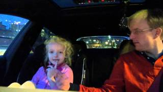 Download Daughter disapproved Audi RS7 (Swedish) Video
