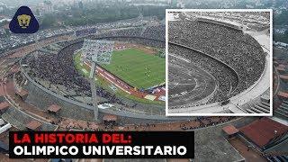 Download La Historia del Estadio Olimpico Univesitario UNAM HD 2018   Con Jorge Livan Video