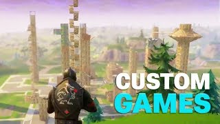 Download Building a NEW CITY, Covering Loot Lake and Zombie Mode in Custom Games! Video