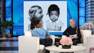 Download Ellen Gives Oprah a Scrapbook of Their Friendship Video