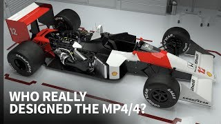 Download The argument behind F1's most dominant car: Origin story of the MP4/4 Video