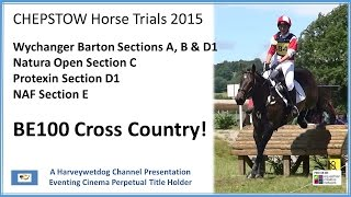 Download BE100 Cross Country: Chepstow Horse Trials 2015 Video