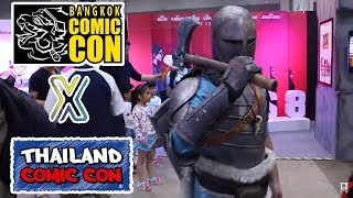 Download Bangkok Comic Con x Thailand Comic Con 2018 - Cosplay Music Video Video