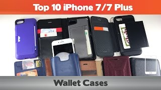 Download Top 10 iPhone 7 Wallet Cases - Do you need a full wallet replacement or something on the go? Video