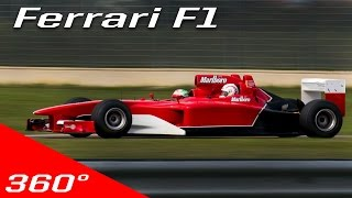 Download Ferrari F1 360° VR Experience Video