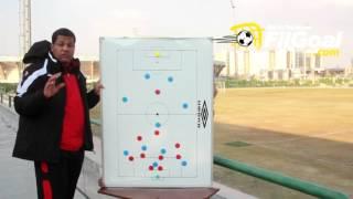 Download FilGoal علاء عبد العال يحلل على السبورة كيف تهزم الاهلى Video