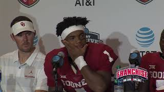 Download Red River Rivalry Post Game Press Conference: Oklahoma Sooners Video