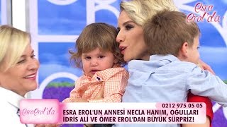 Download Oğulları İdris Ali ve Ömer'den Esra Erol'a doğum günü sürprizi! - atv Video