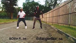Download Distruction Boyz Gqom is the future 🔥new bhenga dance for December Vosho (Must watch) DangerFlex Video