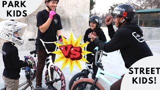 Download Game of BIKE- Park Kids VS Street Kids! Video