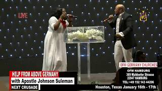 Download Help From Above Germany - Day 1 Evening Session (Apostle Johnson Suleman) Video