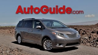 Download 2015 Toyota Sienna Review - First Drive Video