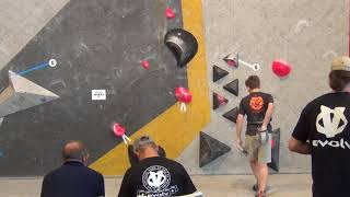Download Colin Duffy 2018 Bouldering Divisional Finals Video