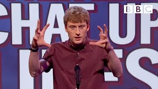 Download Unlikely chat-up lines | Mock the Week - BBC Two Video