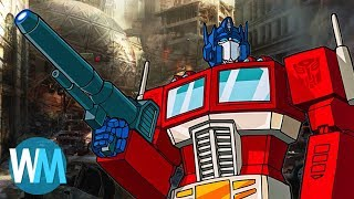 Download Top 10 Epic Transformers Franchise Moments Video