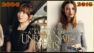 Download A Series of Unfortunate Events | Then and Now (2004-2016) Video