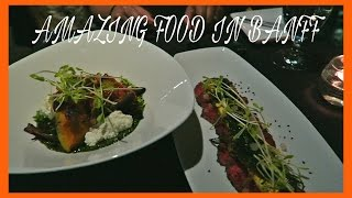 Download OUR TRIP OUT TO BANFF. BEST FOOD IN BANFF. PART 1 Video