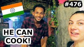 Download MASALA DOSA AT FRIEND'S PLACE   KOCHI DAY 476   INDIA   TRAVEL VLOG IV Video