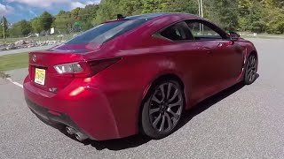 Download Lexus RCF Coupe - One Take Video