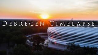 Download Debrecen Timelapse Video