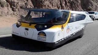 Download Stella Solar Powered Car Video