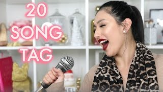 Download 20 SONG TAG | BEAUTYYBIRD Video