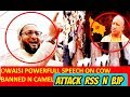 Download 20-8-2017 ASADUDDIN Owaisi Powerfull Speech On Banned Cow n Camel Attack RSS n BJP Video