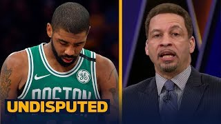 Download Chris Broussard reacts to the Celtics' 119-129 loss to the Clippers | UNDISPUTED Video