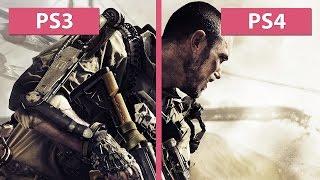 Download Call of Duty: Advanced Warfare PS3 vs. PS4 Graphics Comparison [60fps][Full HD] Video