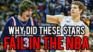 Download Top 4 College Basketball STARS Who FAILED in the NBA! Video