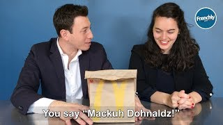 Download Brands that French People and Americans Pronounce Differently Video