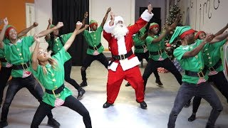 Download Hip-Hop Santa! 😂🎅🏾🔥🎄 | Random Structure TV Video